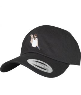 Casquette Incurvée Turn Up Got Salt Dad Noir