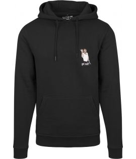 Sweat Capuche Turn Up Got Salt Hoody Noir