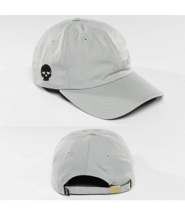 Casquette Thug Life / Snapback Cap Curved Gris