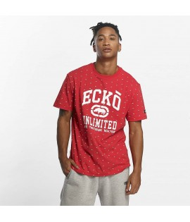 T-shirt Ecko Unltd. / Everywhere are Rhinos Rouge