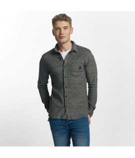 Chemise Just Rhyse / mono Grise