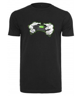 T-shirt Hands Of Gold All Day Esports HOG Noir