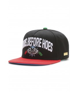 Casquette Hands Of Gold BBH Cap eSports Noir Rouge