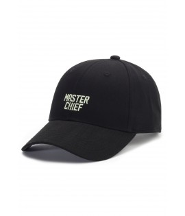 Casquette Incurvée Hands Of Gold Master Chief Curved Cap eSports  Noir