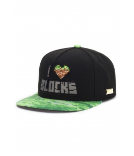 Casquette Hands Of Gold Blocks Cap eSports Noir