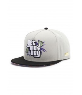 Casquette Hands Of Gold GM Cap eSports Gris