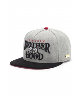 Casquette Hands Of Gold Brotherhood Cap eSports Gris
