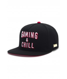 Casquette Hands Of Gold Chillin Cap eSports Noir