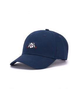 Casquette Incurvée Hands Of Gold Keeper Curved eSports Cap Bleu Marine