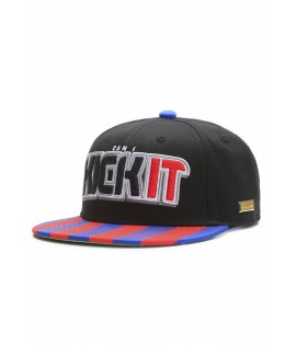 Casquette Hands Of Gold Kick It Cap eSports Noir