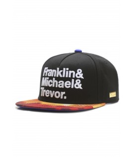 Casquette Hands Of Gold G-Thang Cap eSports Noir