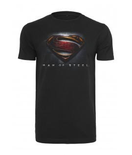 T-shirt Superman Man Of Steel Tee
