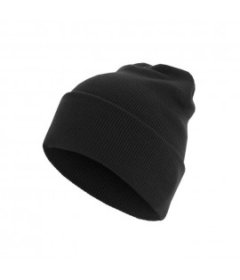 Bonnet Long Noir MASTERDIS Flap Long URBAN CLASSICS