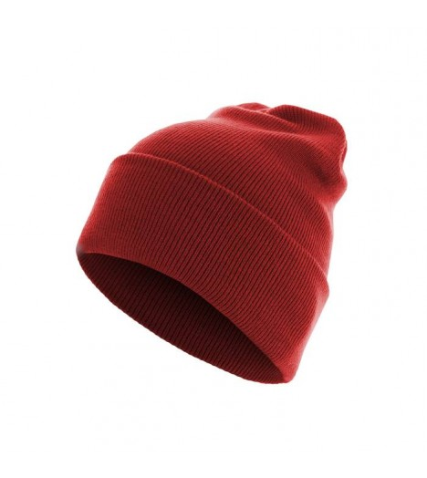 Bonnet Long Rouge MASTERDIS Flap Long URBAN CLASSICS