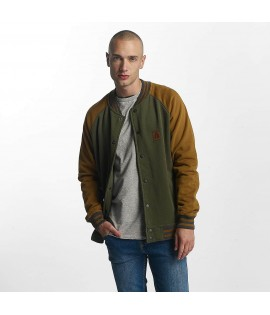 BLouson Just Rhyse / College Jacket Chitina Olive