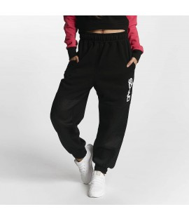 Bas de jogging Femme Dangerous DNGRS / Sweat Pant Windoo in black