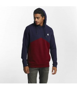 Sweat Capuche Just Rhyse / SilverSprings Bleu Rouge