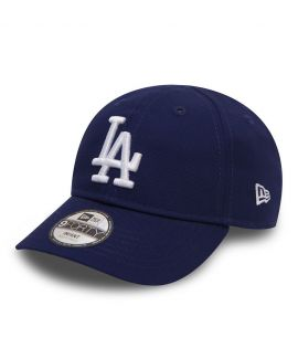 Casquette Bébé New Era Los Angeles Dodgers Bleu Roi Blanc Todler 9Forty