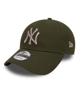 Casquette Enfant New Era New York Yankees Olive Beige Child 9Forty