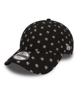 Casquette Bébé New Era Los New York Yankees Monogram Noir Todler 9Forty MLB