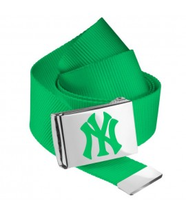 Ceinture NEW YORK Yankees MLB Vert Kelly NY MASTERDIS Belt