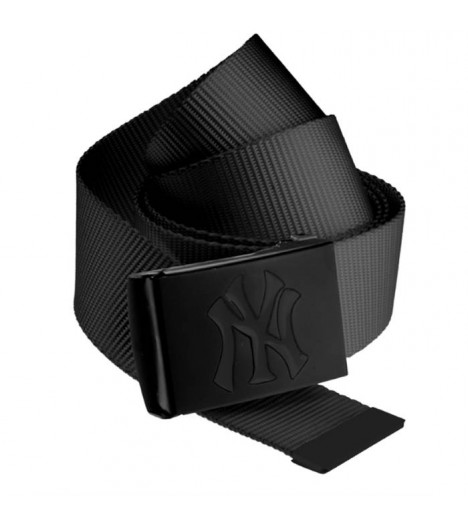 Ceinture NEW YORK Yankees MLB Noir NY Noir MASTERDIS Belt