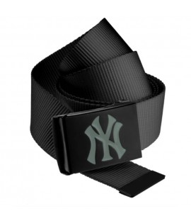 Ceinture NEW YORK Yankees MLB Noir NY Gris MASTERDIS Belt
