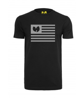T-shirt Wu-Tang Clan flag