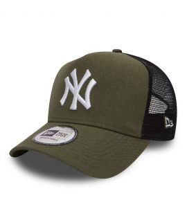 Casquette à filet New York Yankees HEATHER