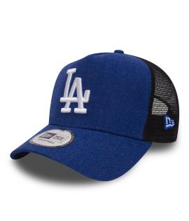 Casquette à filet Los Angeles Dodgers YOUTH HTHR
