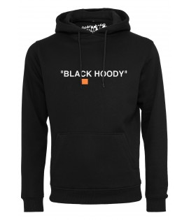 Sweat capuche Black Hoody