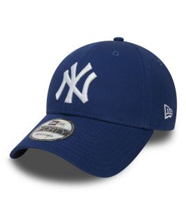 Casquette New Era 940 NY Yankees League Basic Bleu Roi 9Forty