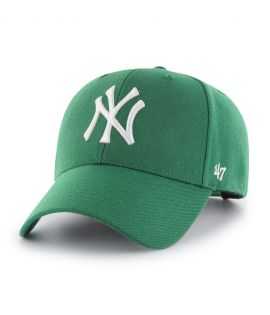 Casquette 47 Brand New York Yankees MVP SP Kelly Vert