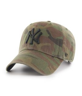 Casquette New York Yankees camo REGIMENT CLEAN UP
