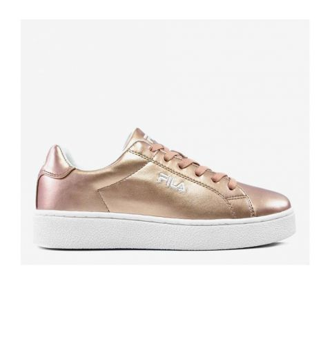 Low O1qwu1 Fila Chaussures Upstage Rose Femme Gold M MqGLSpzUV
