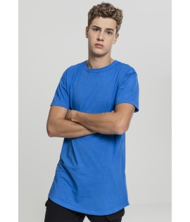 T-shirt oversize long garment dye
