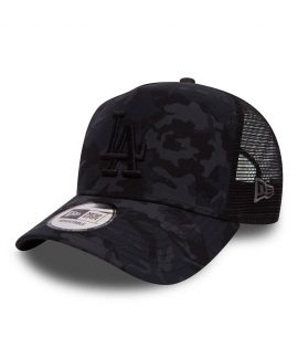 Casquette à filet Los Angeles Dodgers CAMO TEAM