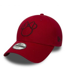 Casquette Bébé New Era Mickey Disney Silhouette Toddler 9Forty Rouge