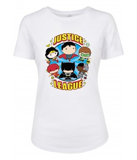 T-shirt Justice League DC Comics Crew