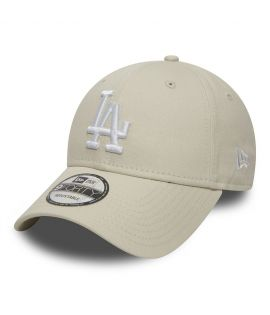 Casquette New Era 940 Los Angeles 9Forty Stone Blanc