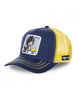 Casquette à filet Dragon Ball Z VEGETA
