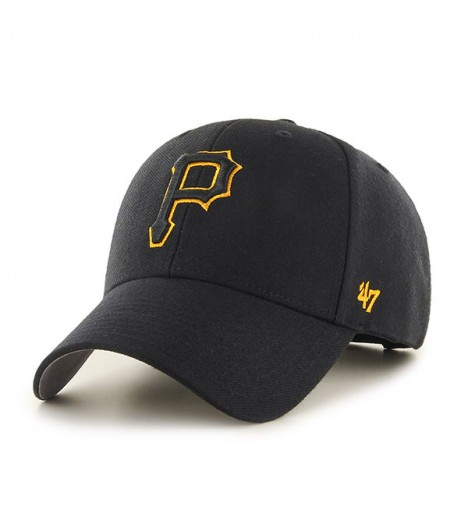 Casquette 47 Brand Pittsburgh Pirates MVP Noir