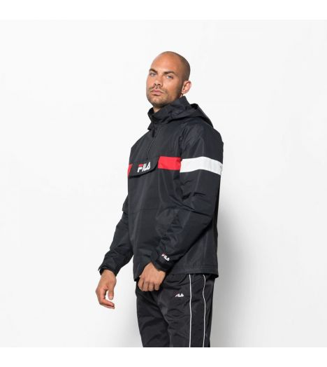 Coupe-vent enfilable avec capuche TOMMOTHY ANORAK