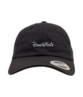 Casquette Deal With It Dad Cap