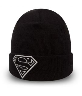 Bonnet Bébé DC Comics Superman Glow In the Dark Knit Toddler