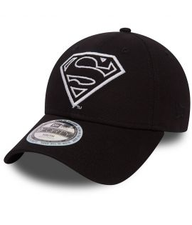 Casquette Bébé DC Comics Superman Glow In the Dark Toddler 9FORTY