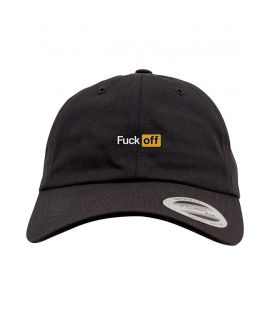 Casquette Fuck Off Dad Cap