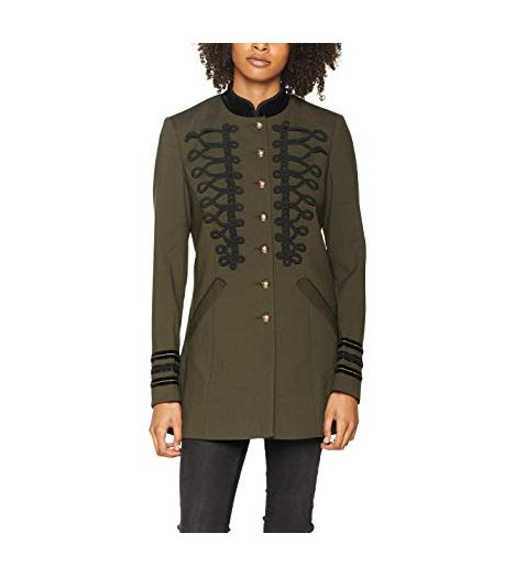 8096b37d0fd74 Veste Mi-Longue Vero Moda Sign 3 4 Jacket Olive - Prestige Center