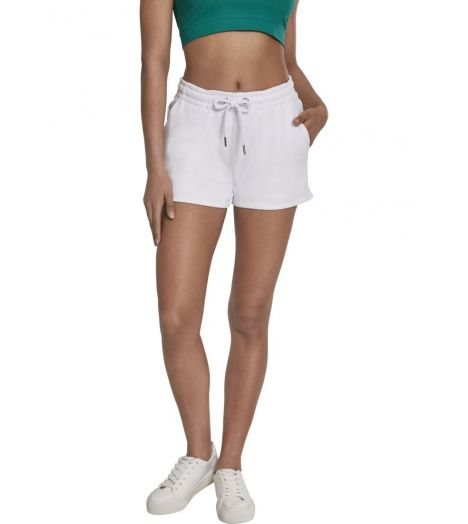 Pants Short Urban Pique Heavy Blanc Mini Hot Classics 9WIYDH2E