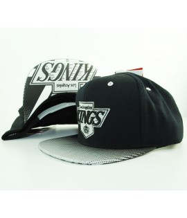 Casquette Mitchell & Ness Los Angeles Kings Noir Snapback NZ57Z